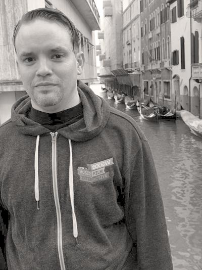 Blake in Venice