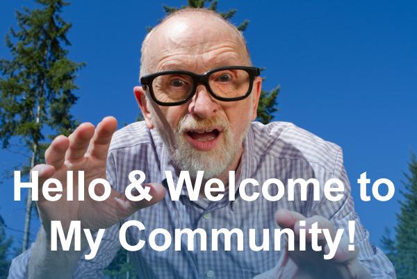 Community Hello